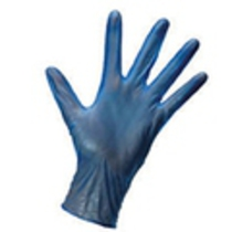 Vinyl Powder Free Glove Clear Small