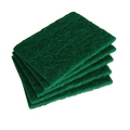 CleanWorks Scouring Pad Green 9x6