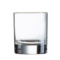 Islande Old Fashioned Glass Clear 20CL