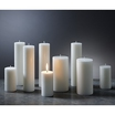Pillar Candle Buttermilk 70x220MM