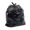 CleanWorks Heavy Duty Refuse Sack Black 34x46