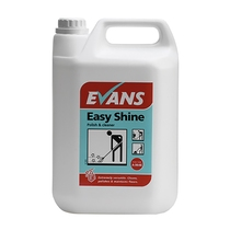 Evans Vanodine Easy Shine Floor Polish & Maintainer 5 Litre