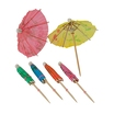 Cocktail Parasol Picks