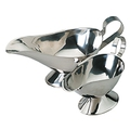 Stainless Steel Sauce Boat 8OZ