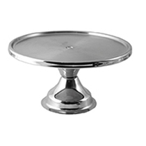 Stainless Steel Cake Stand 12