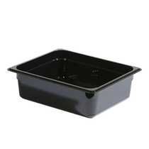 Camwear Food Pan 1/2  Black 100MM