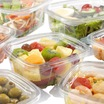 Good 2 Go Hinged Lid Salad Container 750CC