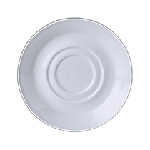 Superwhite Saucer For BH561 BH562 15CM Pack 12