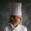 Pleated Chef Hats 19CM