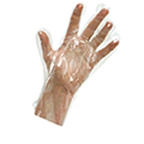 CleanGrip Poly Glove Medium
