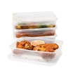 Satco Microwavable Food Container with Lid 500ML