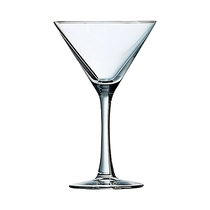 Excalibur Thoughened Martini Glass Clear 29CL